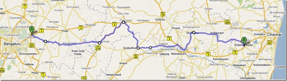 map-expressway